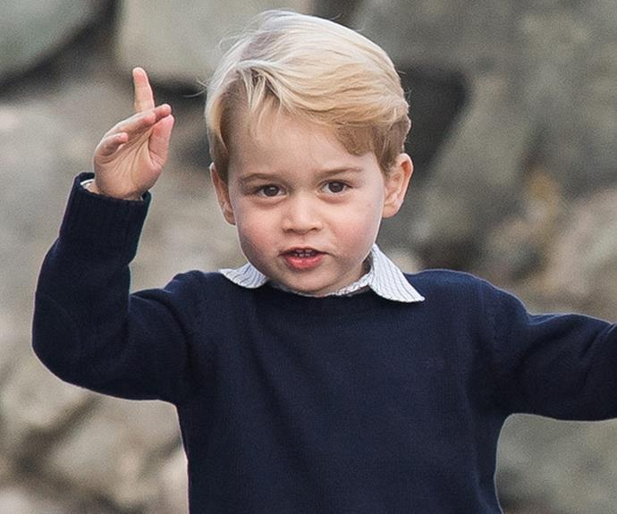"""Their Royal Highnesses are delighted to have found a school where they are confident George will have a happy and successful start to his education."""