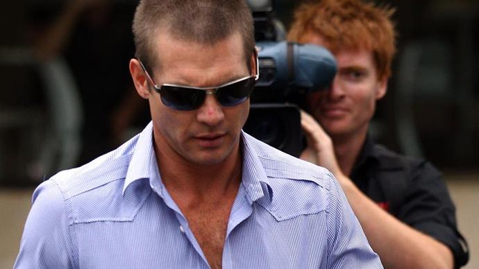 Ben Cousins sentenced to a year in jail after repeatedly breaching RVO