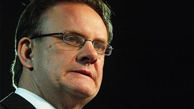 """Mark Latham fired after labelling feminist student """"gay"""""""