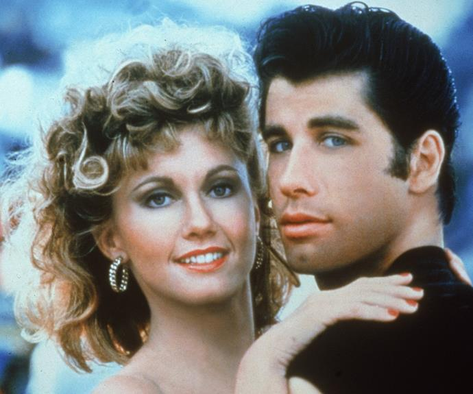 Grease will always be one of ONJ's most iconic roles...
