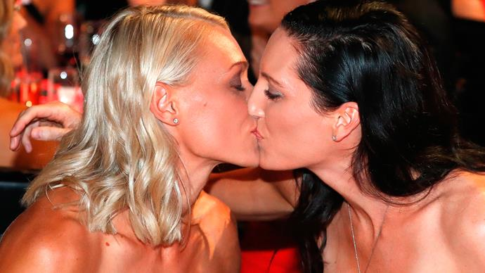 Erin Phillips embroiled in controversy