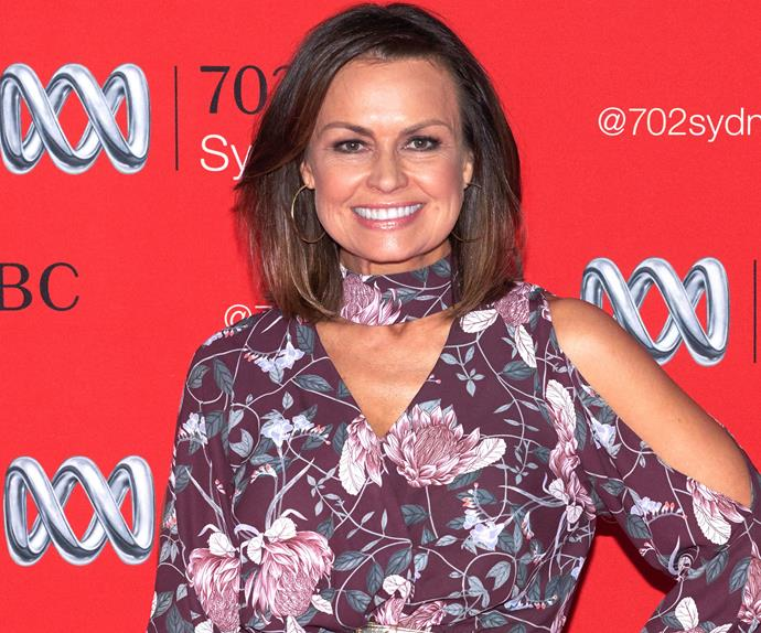 Young Lisa Wilkinson