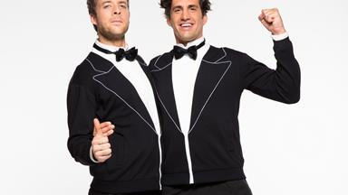 Hamish and Andy are returning to TV and we're not coping