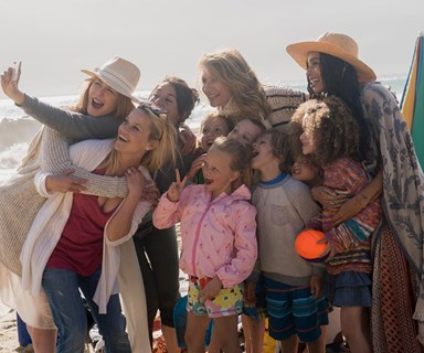 Head behind the scenes with the cast of Big Little Lies