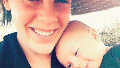 Pink's empowering message to new mums everywhere
