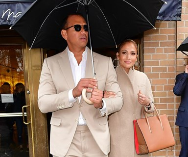 Meet the in-laws: Jennifer Lopez and Alex Rodriguez just took a huge step in their relationship