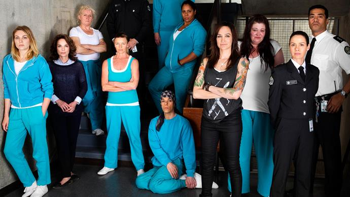 Cast of Wentworth