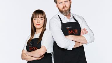 My Kitchen Rules recap: Court and Duncan's disaster