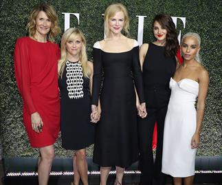 Big Little Lies cast