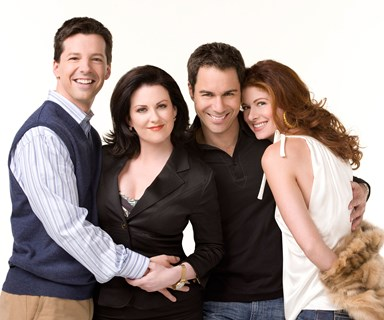 The Will And Grace revival just got even bigger