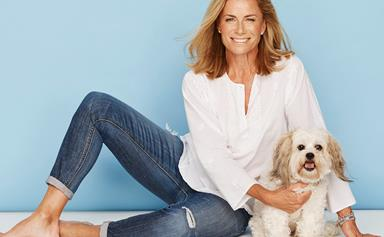 """What Deborah Hutton learnt from her """"soul mate"""" Billie"""