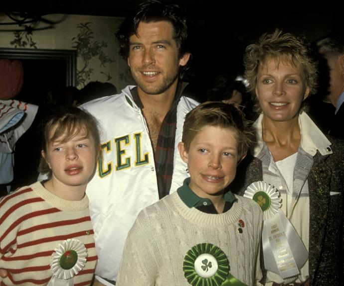 The 63-year-old actor adopted late-wife Cassie's kids in 1986.