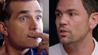 WOAH! MAFS' Jonesy just blasted show psychologist John Aiken