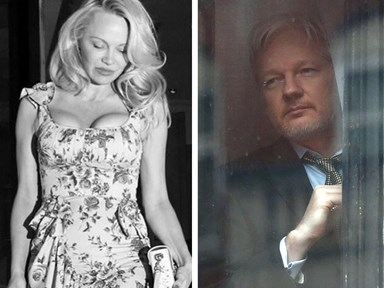Pamela Anderson speaks out about her relationship with Julian Assange