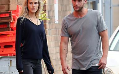 Here's your first look of Isabel Lucas and Dan Ewing in Chasing Comets