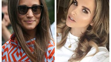 Pippa Middleton BANS model Vogue Williams from her wedding