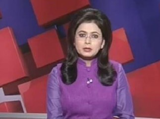 Newsreader finds out her husband's been killed, live on TV