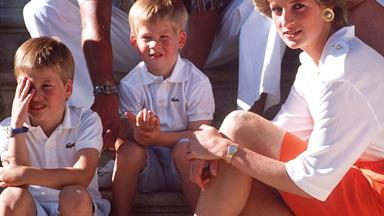 Prince William and Harry set to give new interviews to mark Princess Diana's death