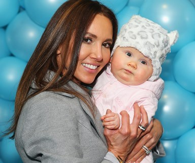 Michael and Kyly Clarke's cricketing cutie Kelsey Lee wants to be a big sister!