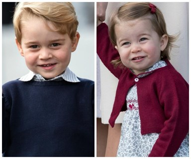 Prince George and Princess Charlotte's special roles in Pippa Middleton's wedding