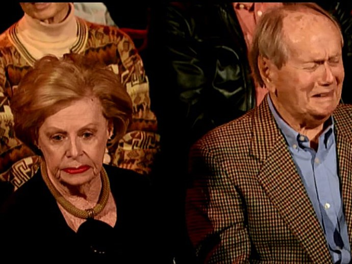 81-year-old swears spectacularly during heated Q&A debate on euthanasia