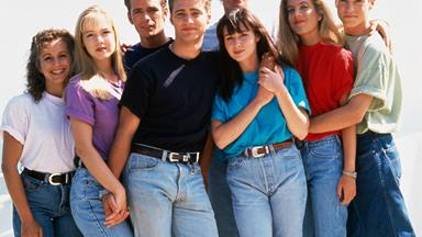 Jason Priestley is on board for a Beverly Hills, 90210 revival