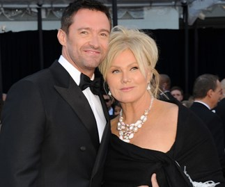 Deborra-Lee and Hugh Jackman