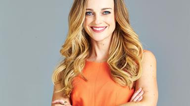 Home And Away's Penny McNamee gets real about being a working mum