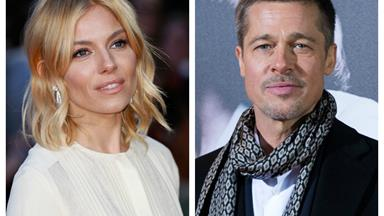 Sienna Miller breaks her silence on *those* Brad Pitt dating rumours