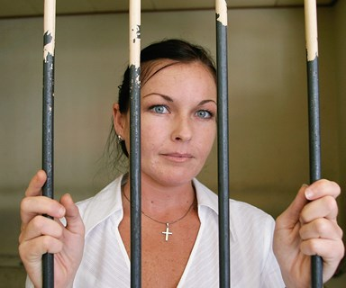 Schapelle Corby breaks down as she prepares to return to Australia from Bali