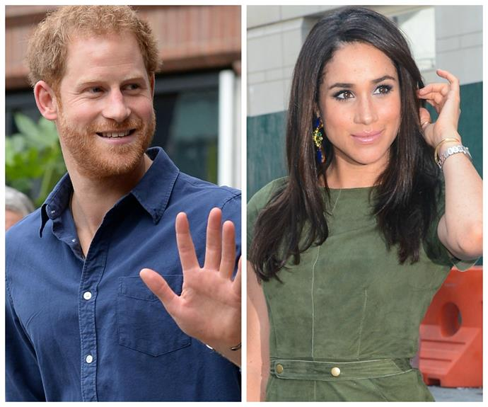 Harry's romance with Meghan has taken the world by storm