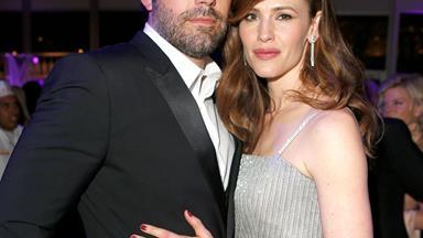 It's official: Jennifer Garner and Ben Affleck file for divorce