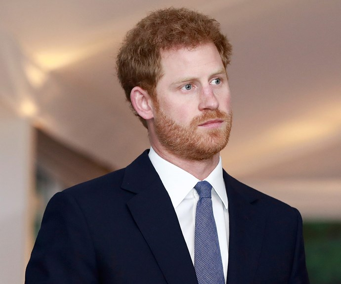 The 32-year-old royal says he sought professional help in years after Princess Diana's death.