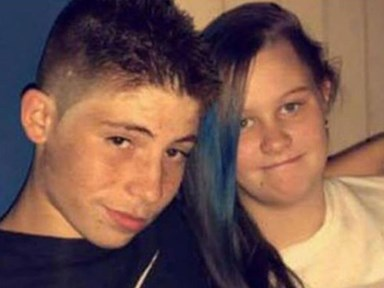 "Teen parents Jayden Lavender and Jenifer Morrison allegedly targeted in ""firebomb"" attack"