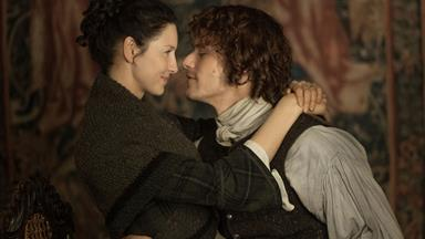 Try to watch the latest Outlander teaser trailer without crying