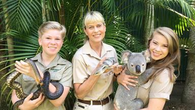 Bindi's heart-warming tribute to her mum Terri Irwin