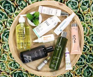 Natural anti-ageing skincare