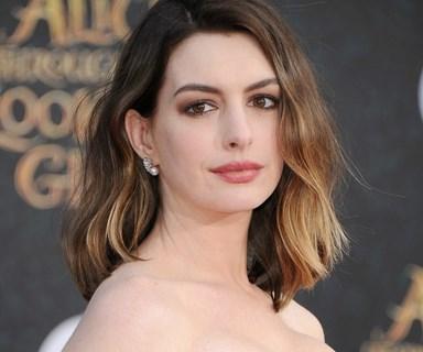 Anne Hathaway's son almost injured in playground mishap