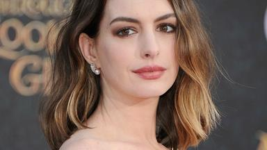 Anne Hathaway's son almost injured in playground mishap