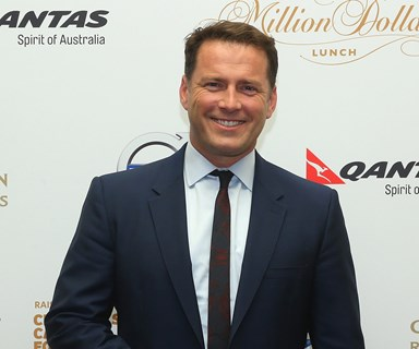 We are family! Karl Stefanovic jets to Mexico with Jasmine's loved ones