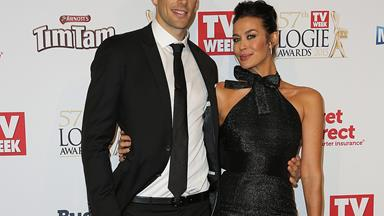 Bun in the oven! Megan Gale confirms her second pregnancy in the cutest way