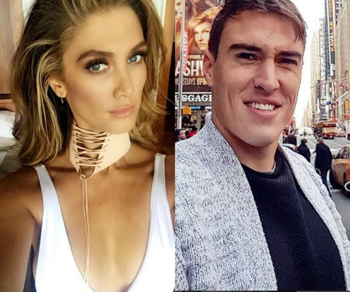 Courtney Dober, Delta Goodrem