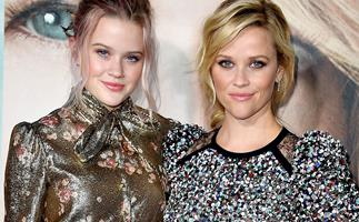 Reese Witherspoon, daughter Ava Phillippe