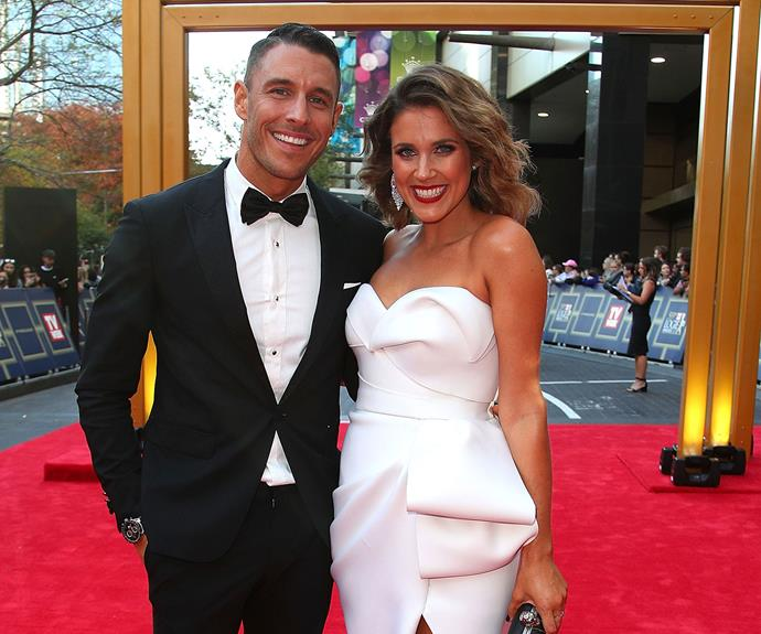 Hottest couples 2017 TV WEEK Logie Awards