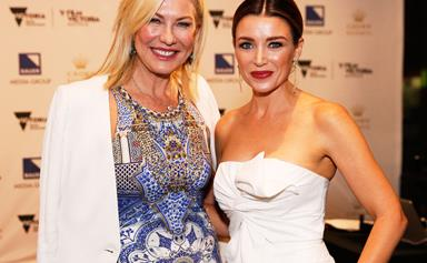 Stars arrive at the TV WEEK Logie Awards pre-party