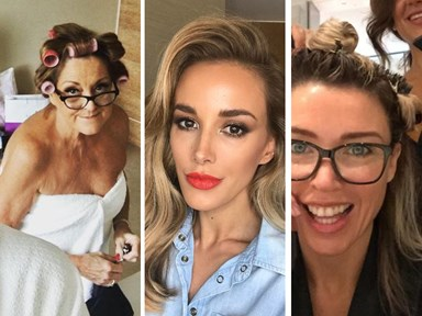 Your favourite celebs get all dolled up for tonight's TV WEEK Logies