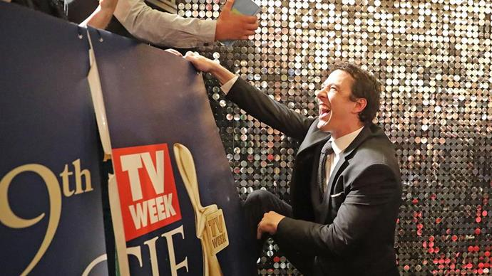 Samuel Johnson wins 2017 Gold Logie