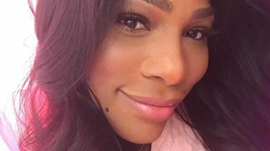 """I can't wait to meet you"": Serena Williams writes a heartfelt letter to her unborn baby"