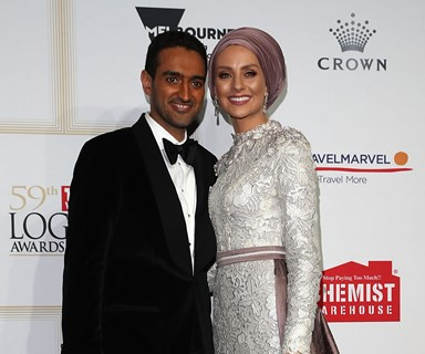 The Project host Waleed Aly speaks about weathering the storms of the past year