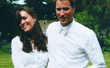 """""""I went bright red and sort of scuttled off"""": Prince William and Duchess Catherine's iconic romance - in their own words"""